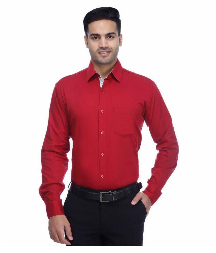 GYMSYM Cotton Blend Shirt