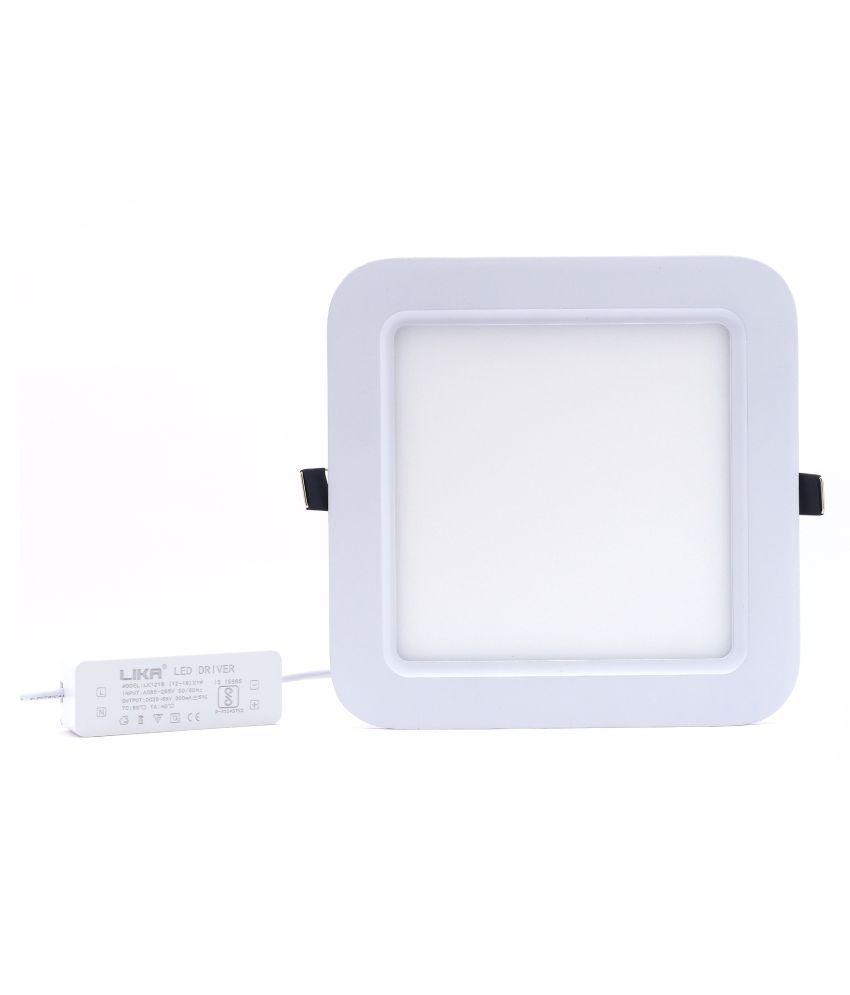 HOC LIGHT 16W Panel Lights - Pack of 1