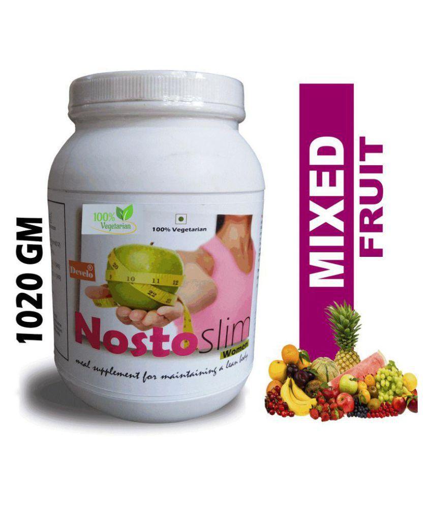 DEVELO FAT BURNER WEIGHT LOSS PRODUCT FOR WOMEN GIRLS 1020 gm Fat Burner Powder