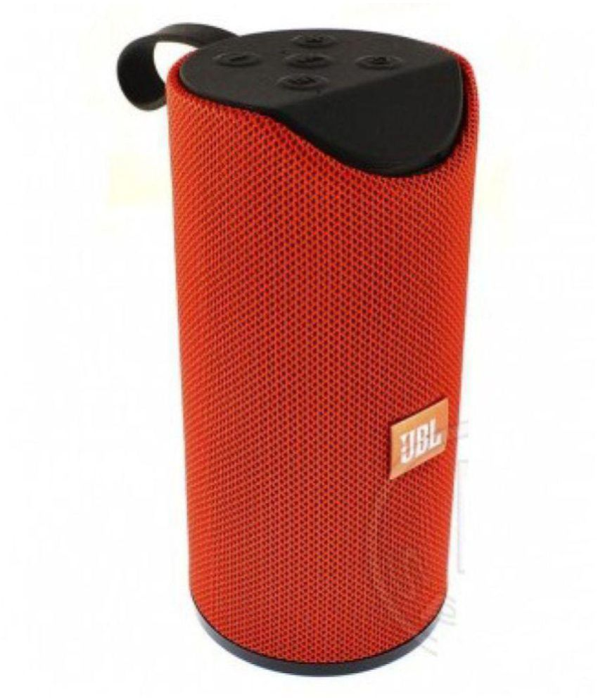 Buy New JBL TG113 CLASSIC 2 0 Speakers - Red Online at Best
