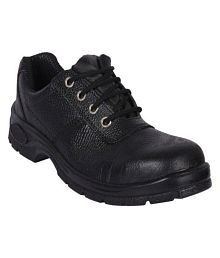 GPI Low Ankle Black Safety Shoes