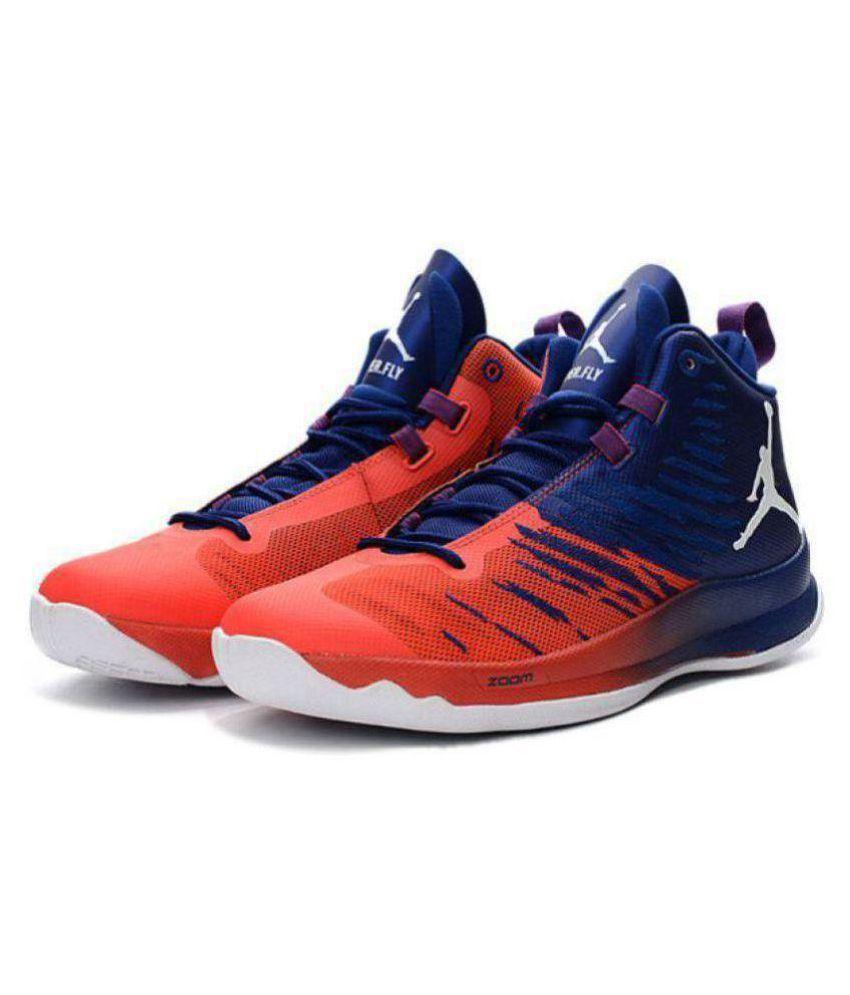 Nike Nike Jordan Super Fly 5 Blue