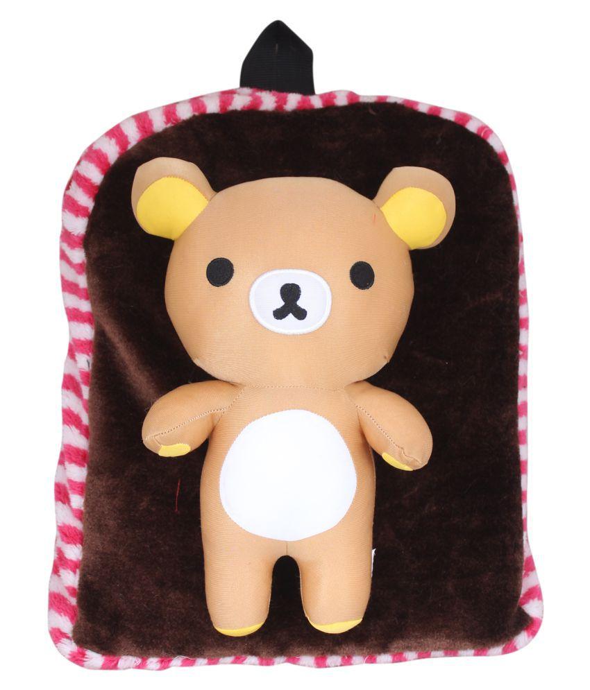 Tickles Rillakumma Soft Toy School shoulder Bag