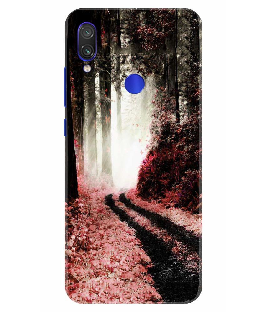 Xiaomi Redmi Note 7 Pro 3D Back Covers By VINAYAK GRAPHIC The back designs are totally customized designs