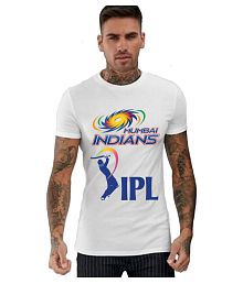 8613763e166a7 Quick View. CACA ANP White Half Sleeve T-Shirt