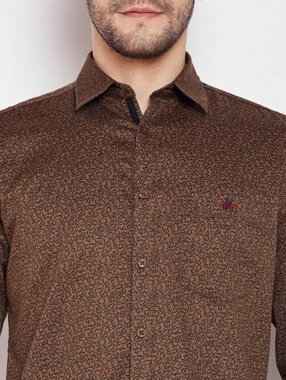 Crimsoune Club 100 Percent Cotton Shirt
