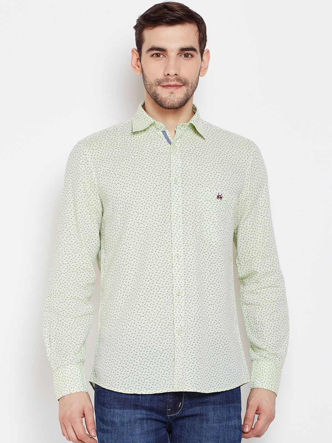 Crimsoune Club Linen Shirt