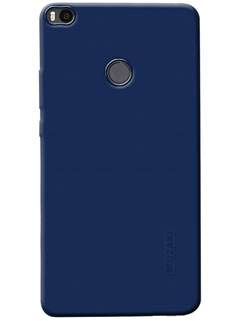 pretty nice 6f8a6 ecff2 XIAOMI MI MAX 2 Anti Gravity Cover Cellmate - Blue Professional Premium  Quality Case