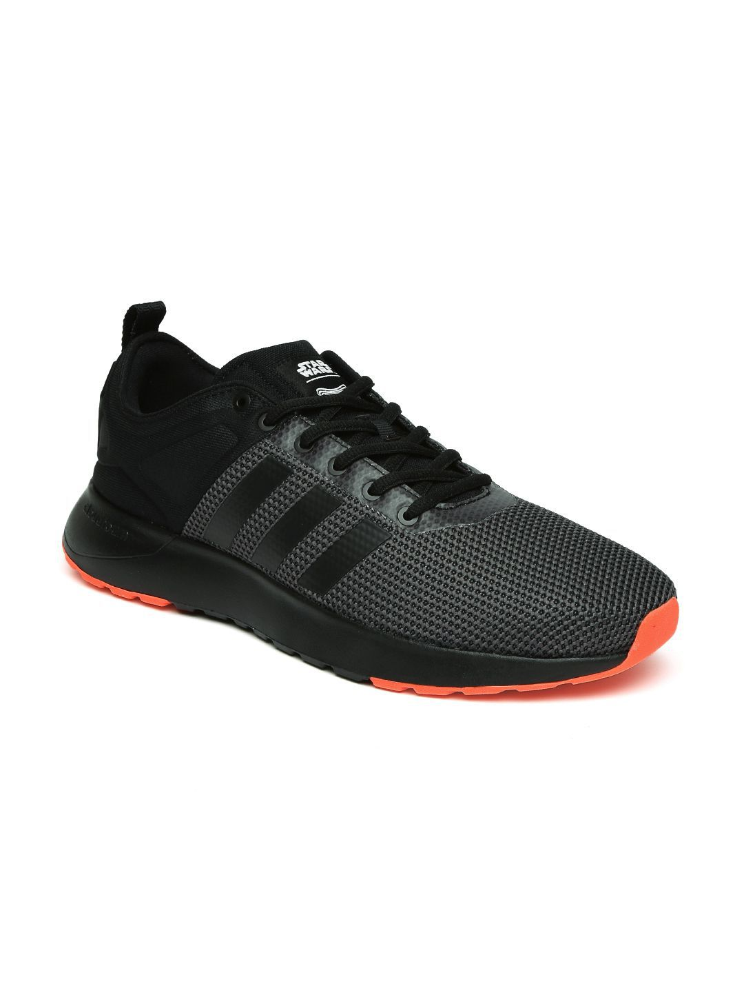 release date: 3b917 eb4c0 Adidas Lifestyle Black Casual Shoes - Buy Adidas Lifestyle Black Casual  Shoes Online at Best Prices in India on Snapdeal
