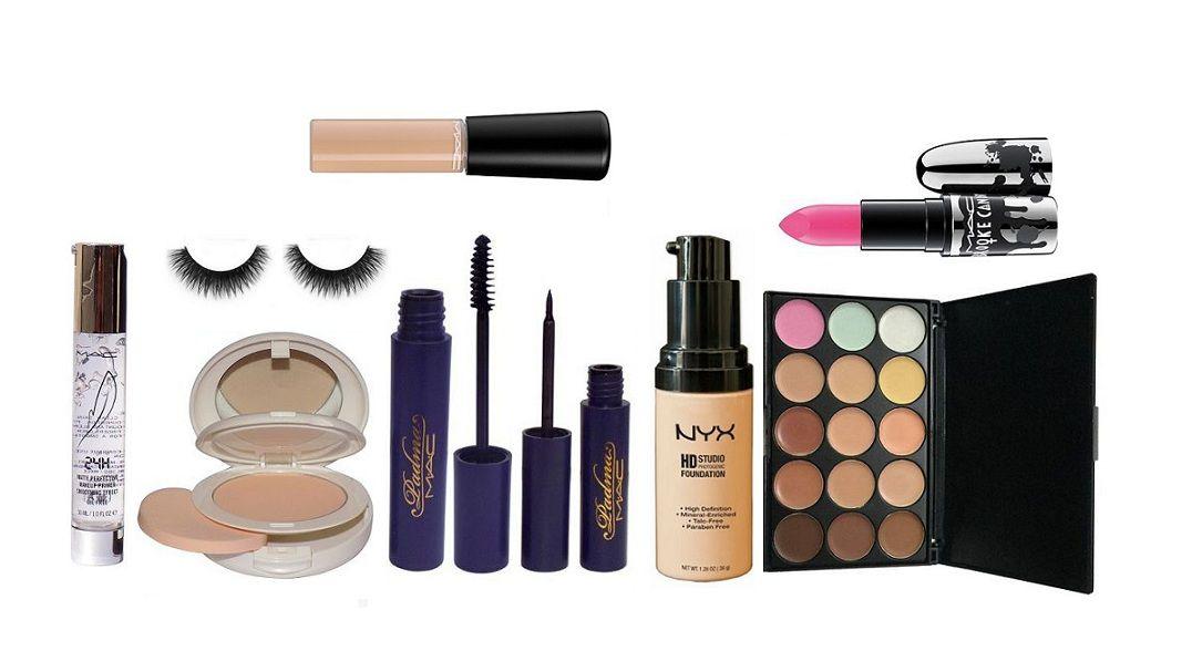 Mac Professional Makeup Combo Kit Face gm: Buy Mac ...