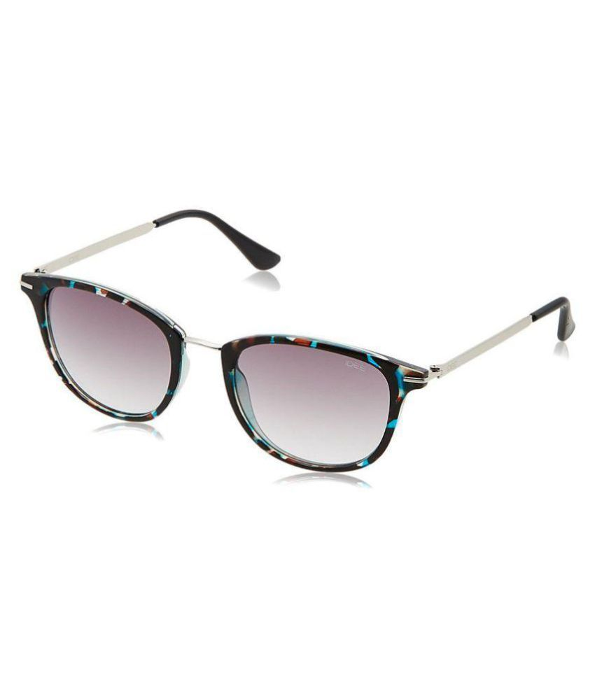 Idee Grey Cat Eye Sunglasses ( IDS2185C4SG )