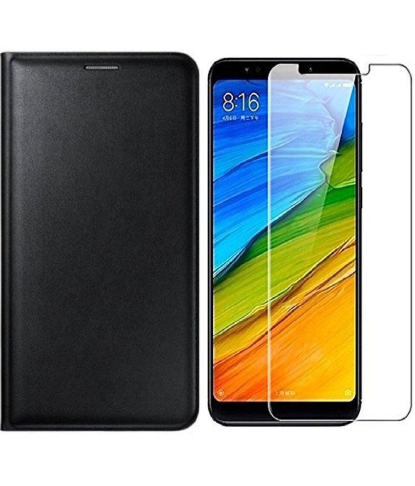 Vivo Y67 Cover Combo by Shanice Leather Cover Combo