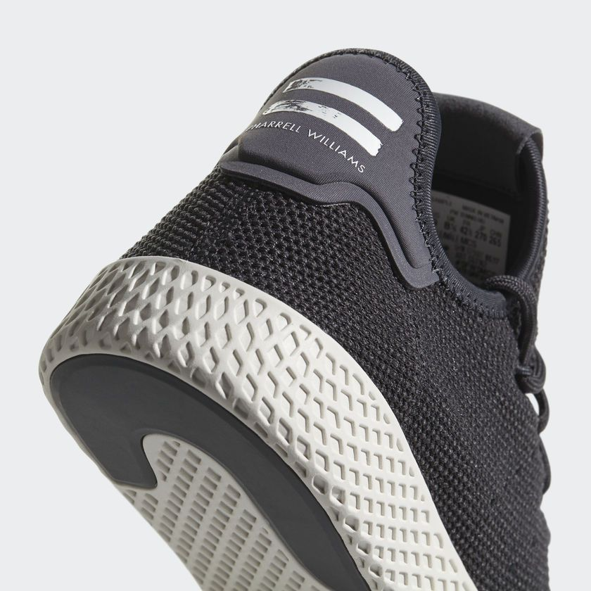 9bd5e980d456b Adidas Pharrell Williams Tennis HU Black Running Shoes - Buy Adidas ...