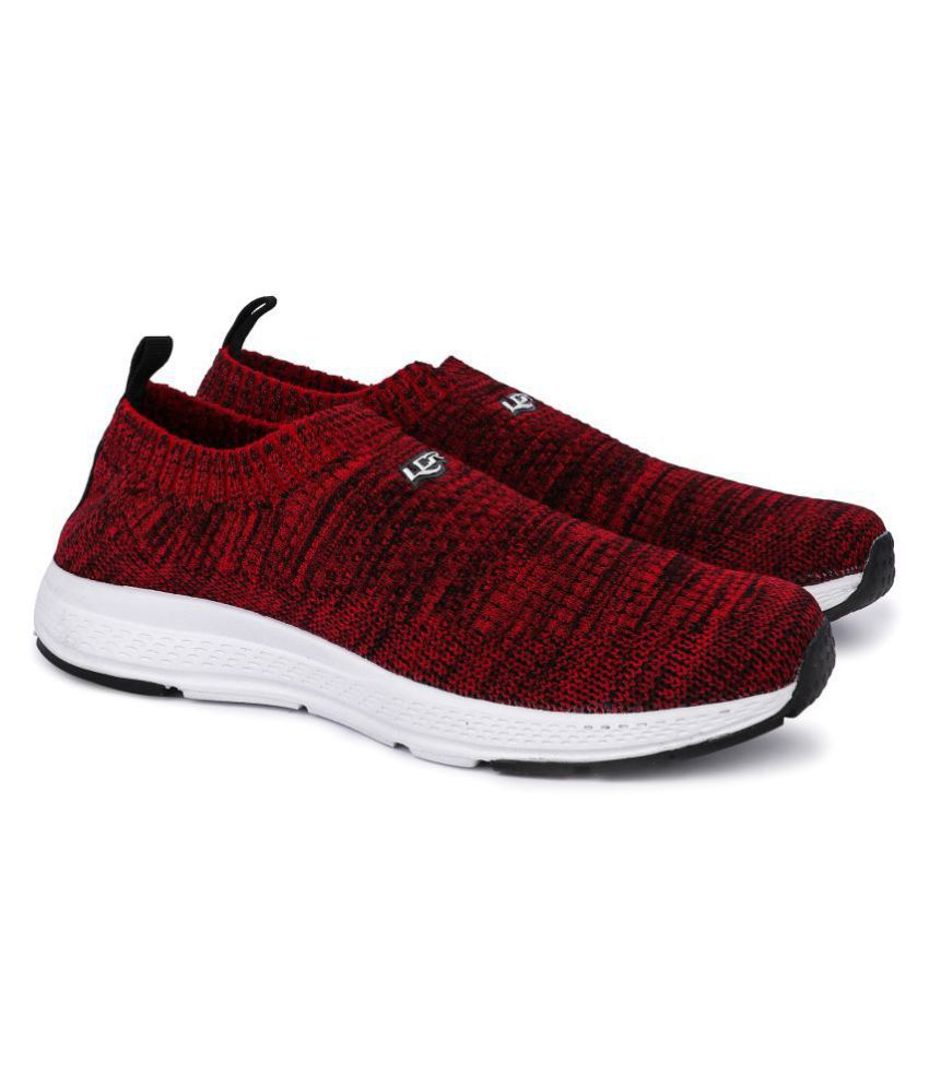 Lancer Red Running Shoes Price in India