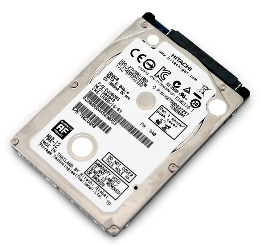 Hitachi Sata 250 GB Internal Hard Drive Internal Hard drive