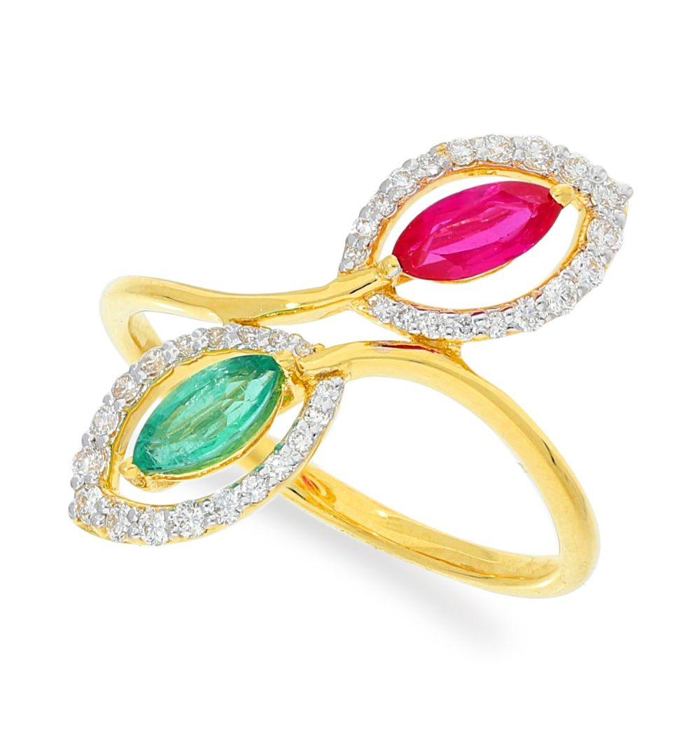 JEWELROOF 18k Yellow Gold Ring