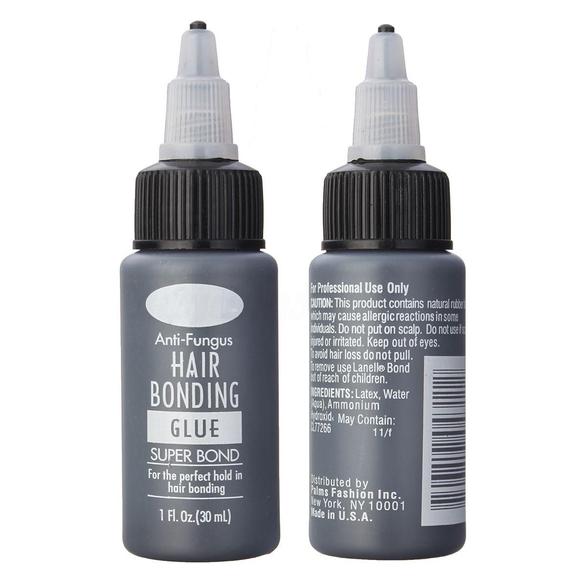 RITZKART ANTI FUNGUS SUPER HAIR BONDING/REMOVING GLUE Carbomer, Fragerance,Latex, Water, Ammonium