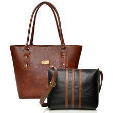 Mammon Multi Faux Leather Shoulder Bag