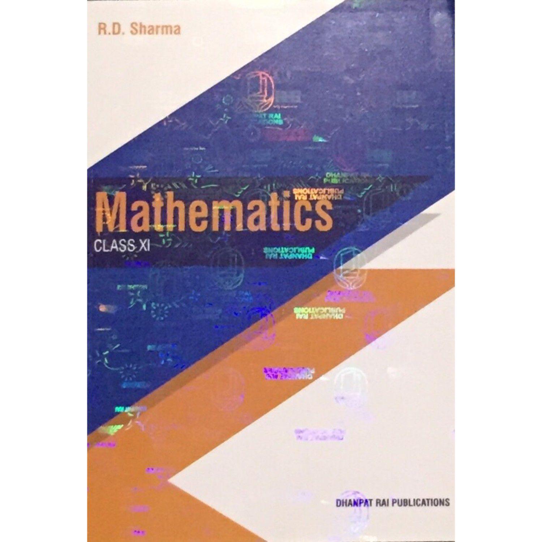 Mathematics Book For Class 11