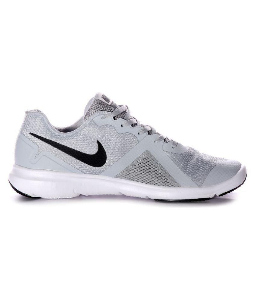 bea2c156a76b3 Nike Flex Control Ii Gray Training Shoes - Buy Nike Flex Control Ii ...