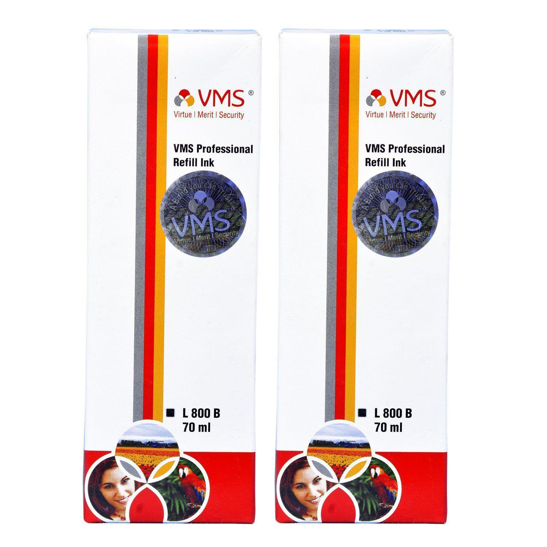 VMS 5712 Black Ink Pack of 2
