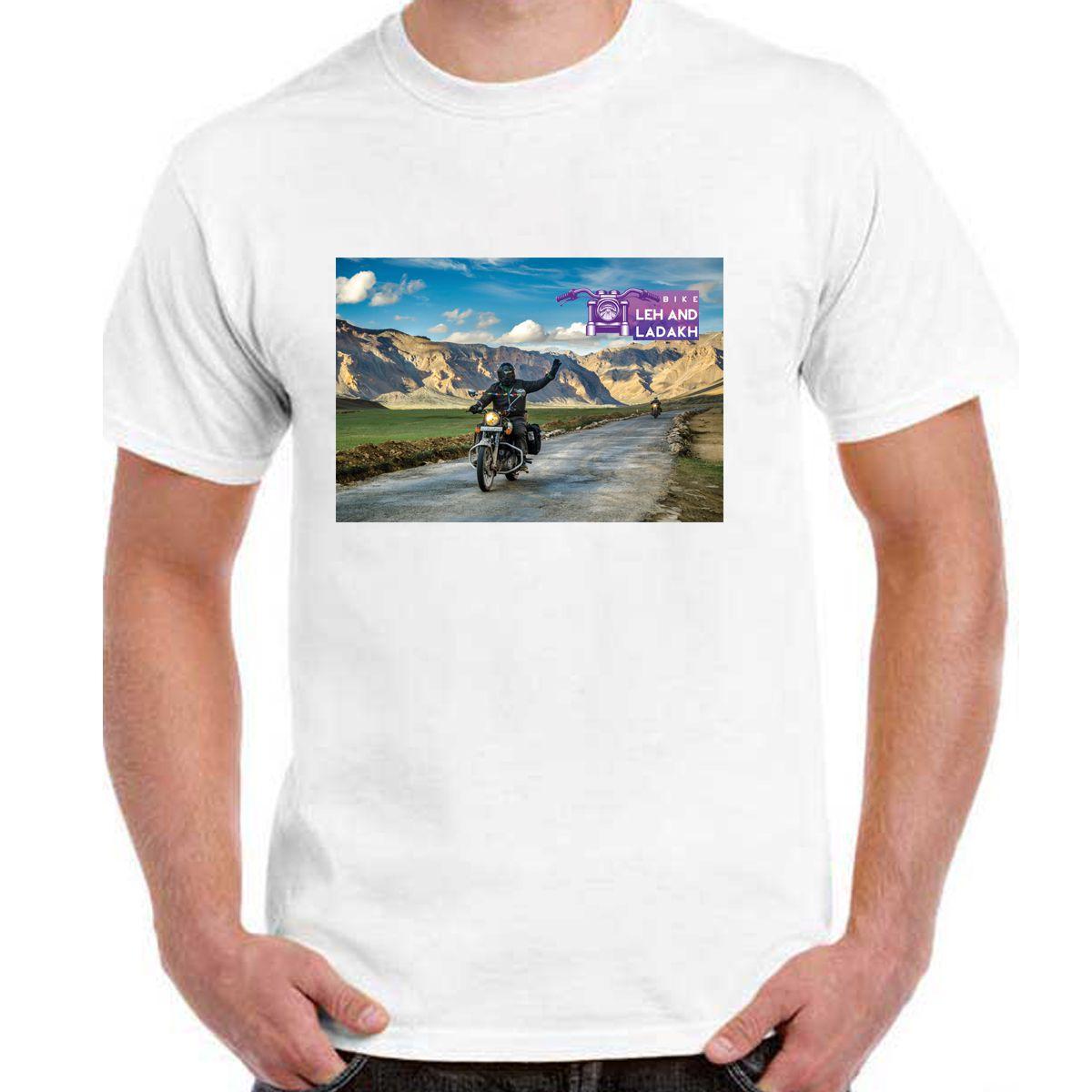 Tshirt on Leh Ladakh-M