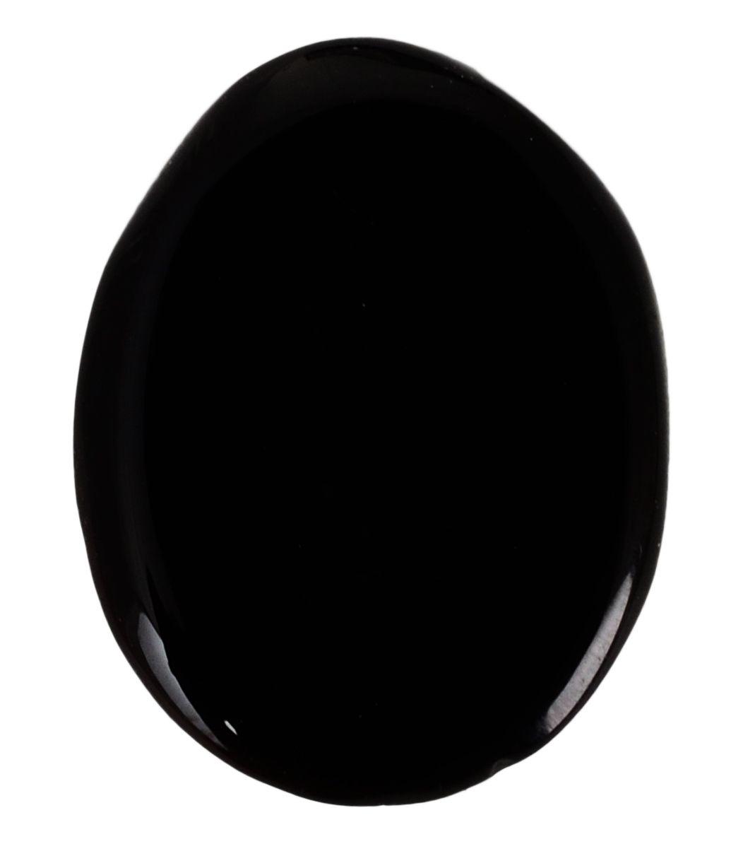 Natural Black Aqeeq - Agate - Sulemani Stone Gemstone From KESAR ZEMS