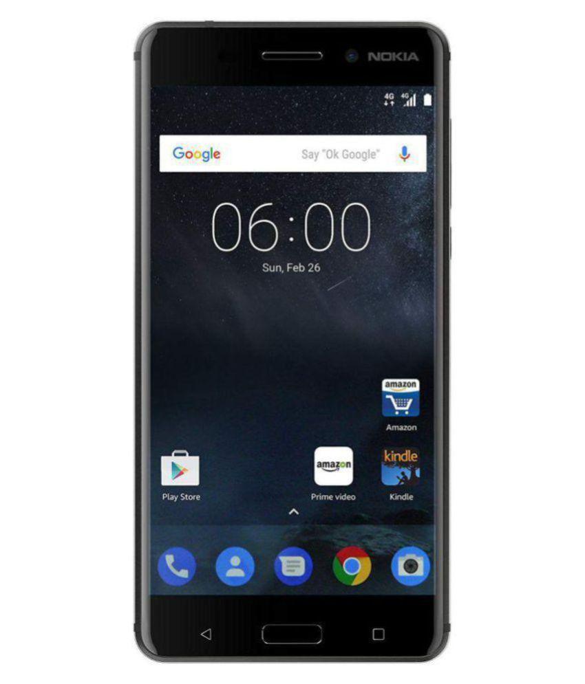 Nokia Black & Grey 6 64GB