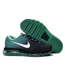 Nike Air Max 2017 Green Running Shoes