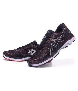sports shoes 792e7 d5908 Asics GEL-KAYANO 23 Black Running Shoes - Buy Asics GEL ...