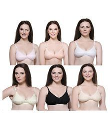 Push Up Various Sizes 3diffrent Colour Options Bras & Bra Sets Latest Collection Of Bra Cups Sew In