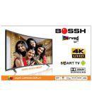 Bossh CURVE-4917ES SMART 124 cm ( 49 ) Ultra HD (4K) Curved LED Television