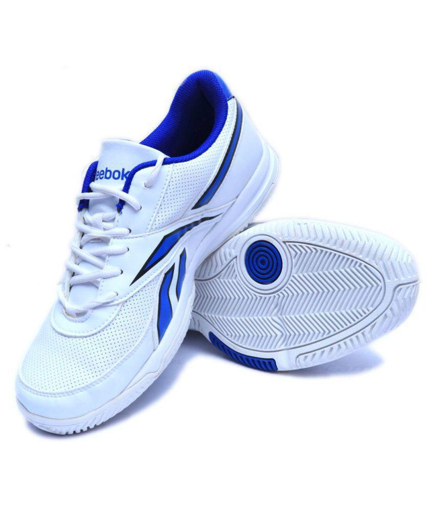 Reebok Overhead RBK White Running Shoes
