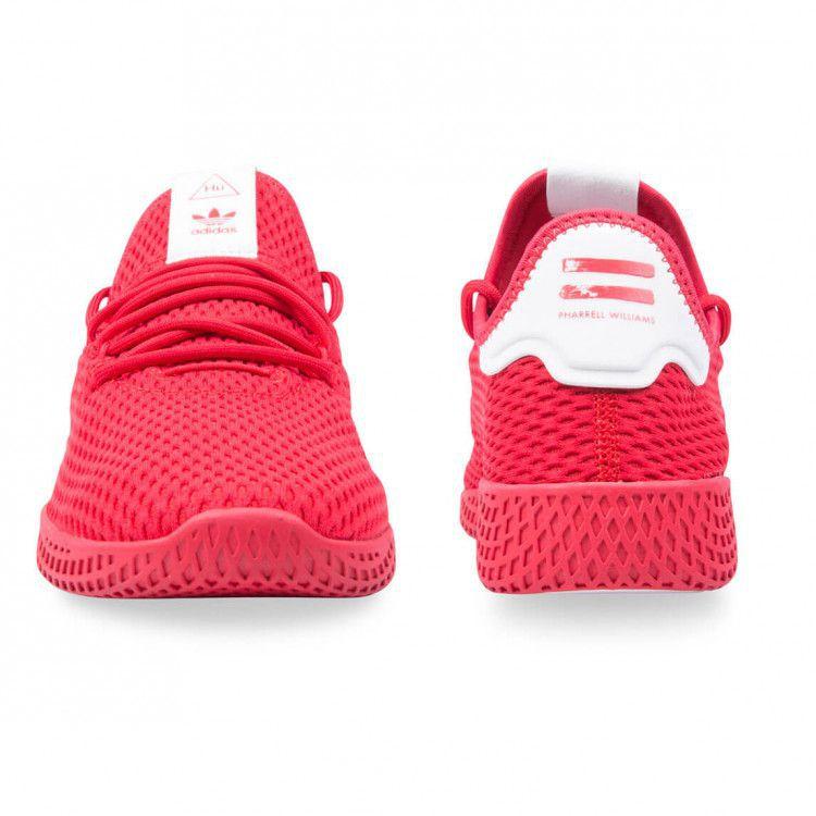 6c8e2401f Adidas PHARRELL WILLIAMS TENNIS HU Red Running Shoes - Buy Adidas ...