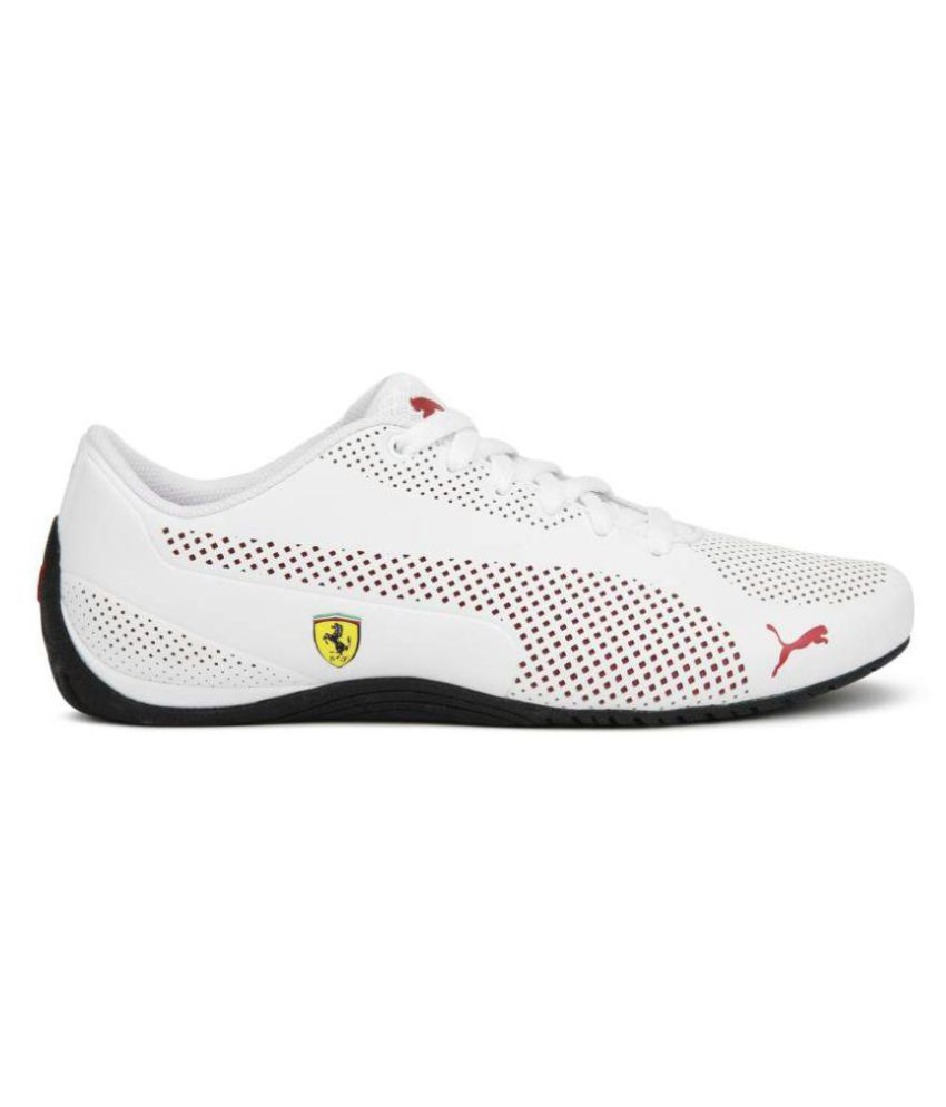 Puma SF Drift Cat 5 Ultra Sneakers White Casual Shoes - Buy Puma SF ... ea00568a4