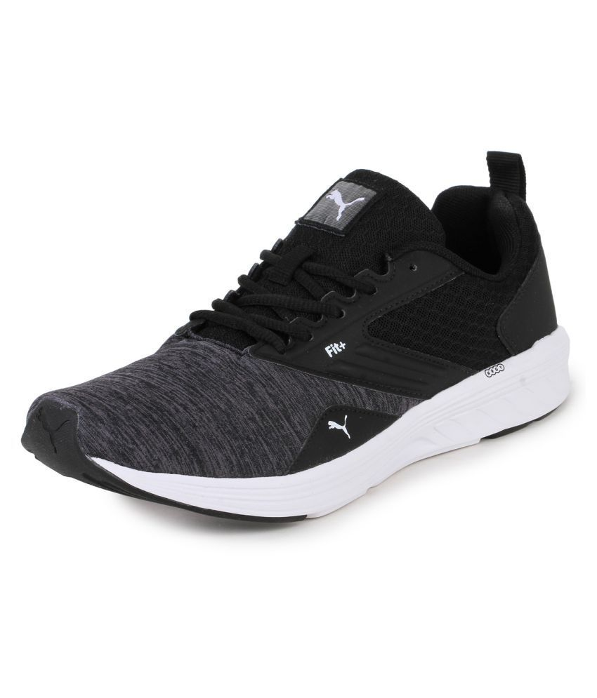 8367b572c60 Puma Comet IPD Black Training Shoes - Buy Puma Comet IPD Black Training  Shoes Online at Best Prices in India on Snapdeal