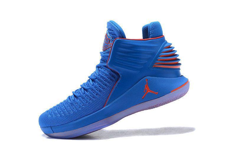 Nike JORDAN 32 flight speed Blue