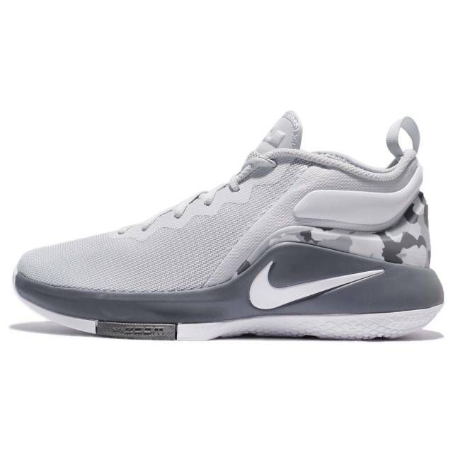 official photos 69d79 3fc4d ... new style nike nike lebron witness ii ep gray basketball shoes a67fa  11da5