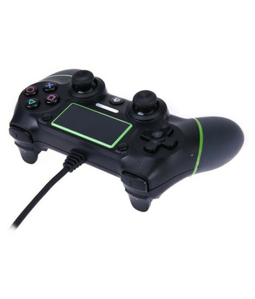 Buy RPM Playstation 4 Controller - Black Controller For Playstation ...