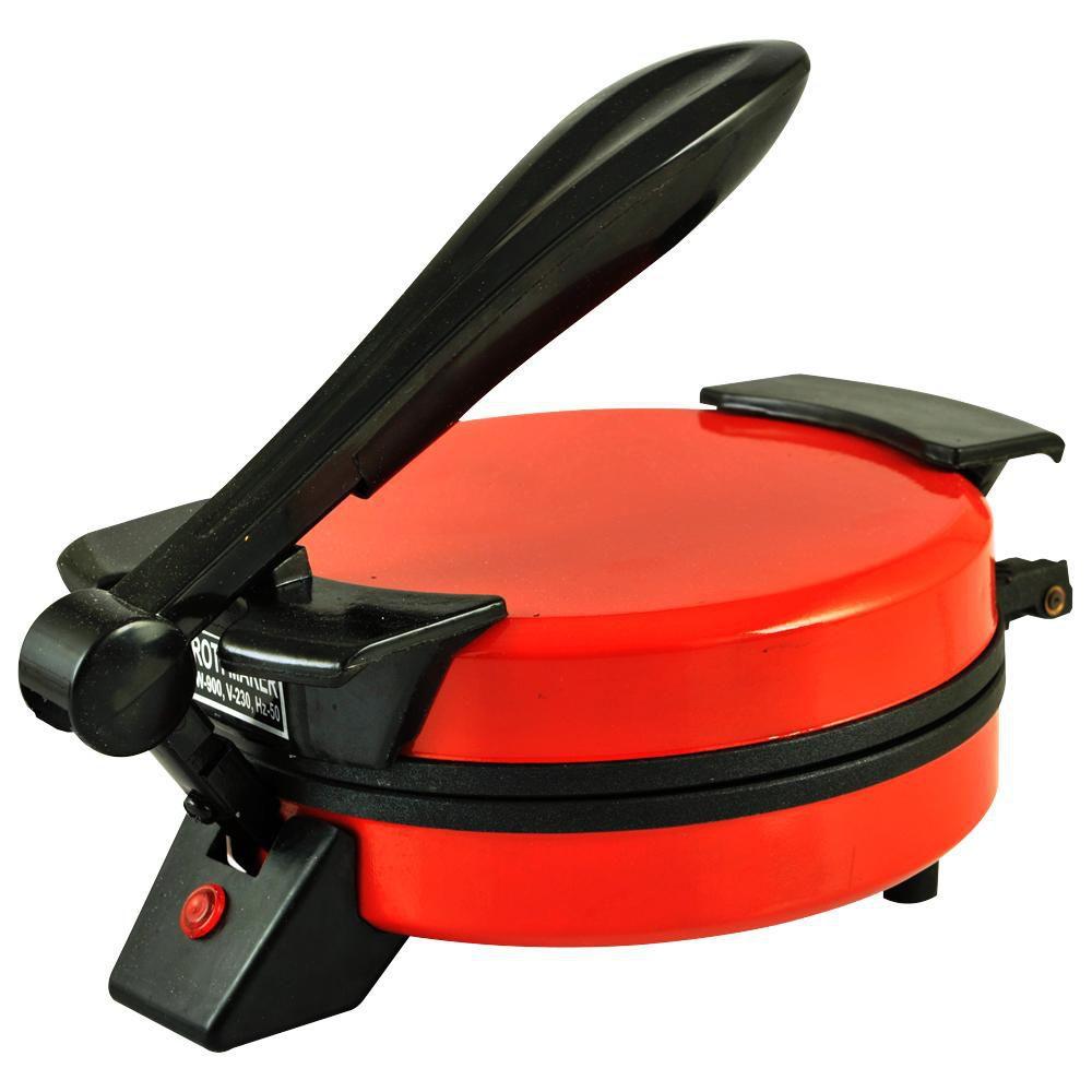 ShivVaani ROTI MAKER NON STICKY RM1001 FOR ROTI, DOSA, STUFF PARATHA, UTTPAM 900 Watts Roti Maker
