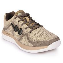 Campus TEXON Beige Running Shoes clearance manchester great sale I5b2f