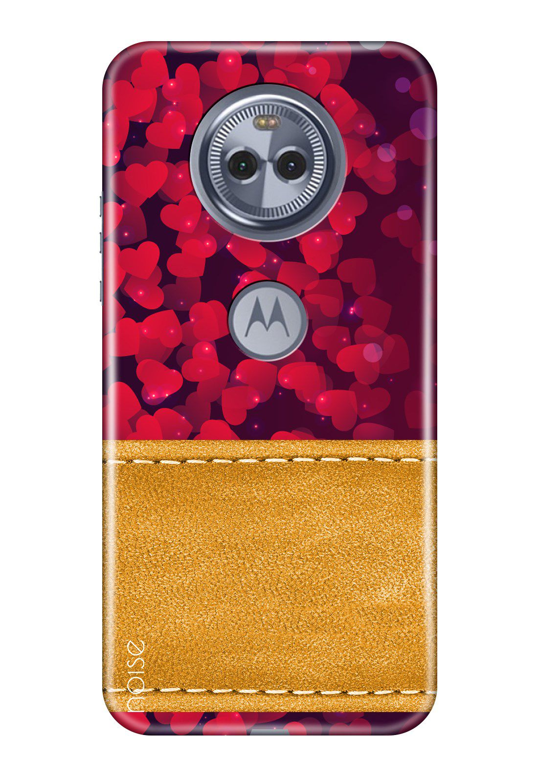Motorola Moto G6 Play Printed Cover By Noise