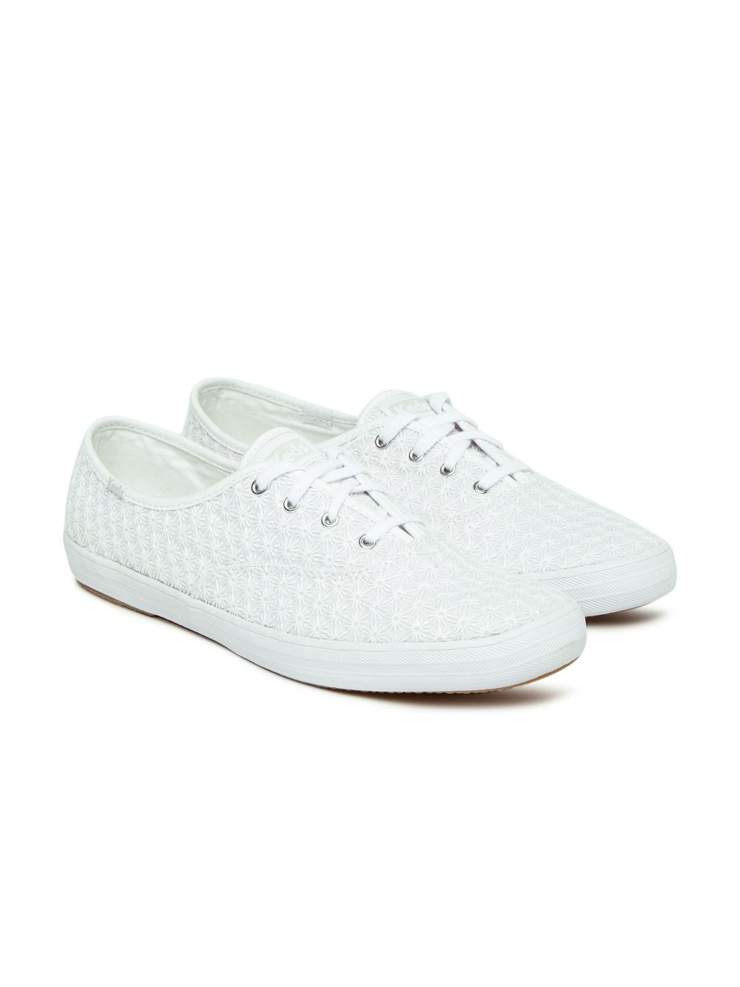 1e3bc7cb77c0 Keds White Casual Shoes Price in India- Buy Keds White Casual Shoes Online  at Snapdeal