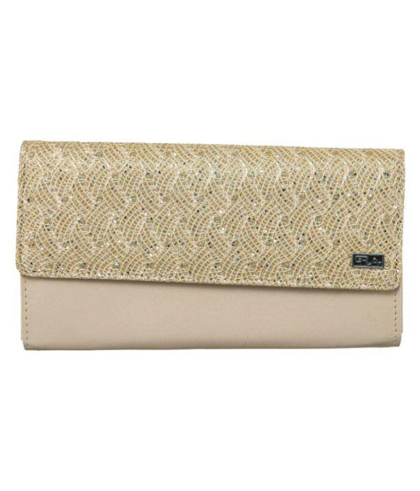 love and care Gold Wallet