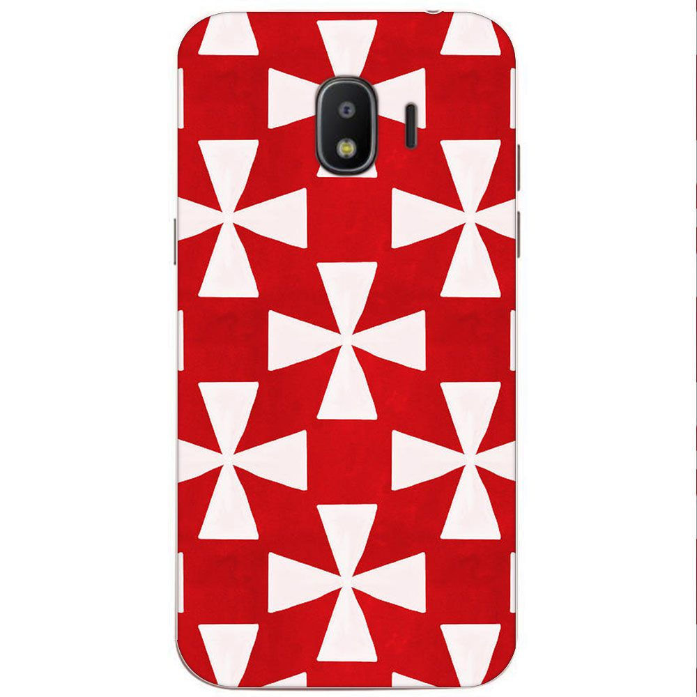 Samsung Galaxy J4 Printed Cover By Krafter