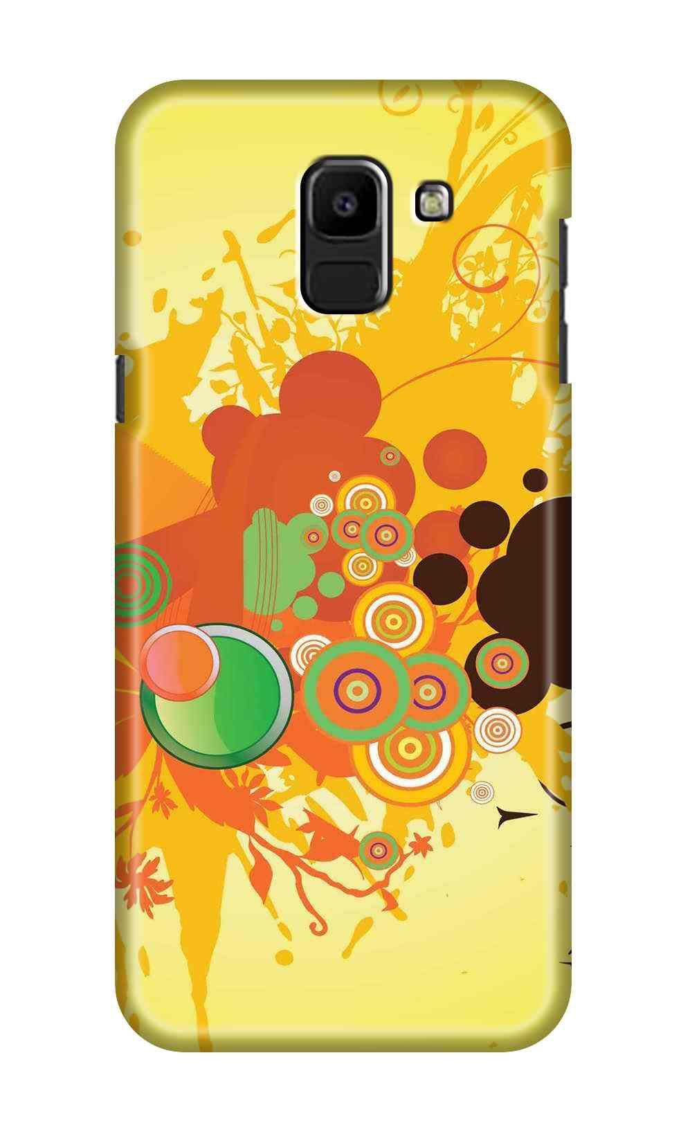 Samsung Galaxy J6 3D Back Covers By SWAGMYCASE