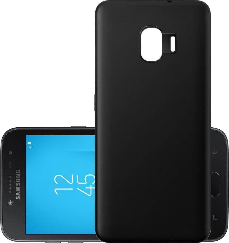 Samsung J2 (2018) Shock Proof Case Furious3D - Black Premium look case