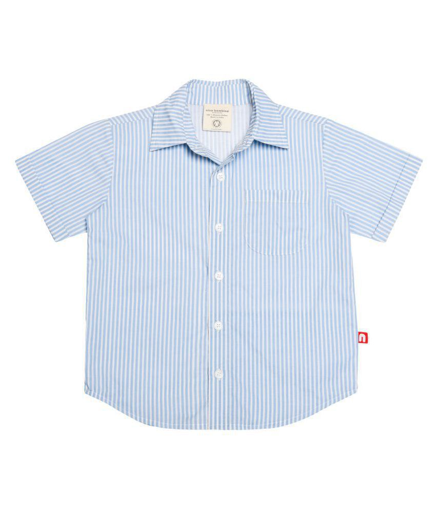 100% cotton Baby Shirt