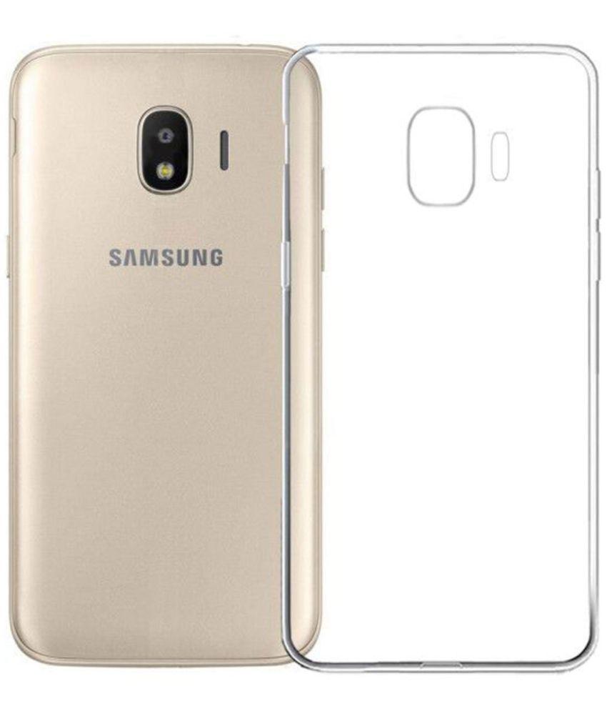 size 40 81468 2970a Samsung Galaxy J4 Plain Cases Noise - Transparent