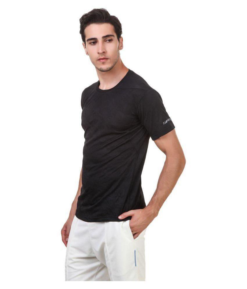 Nivia Black Polyester Jersey-2234XL-2